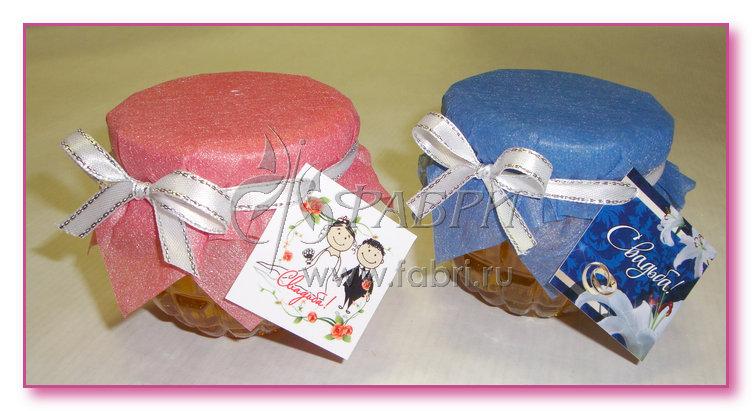 Бирки для подарков для гостей на свадьбе